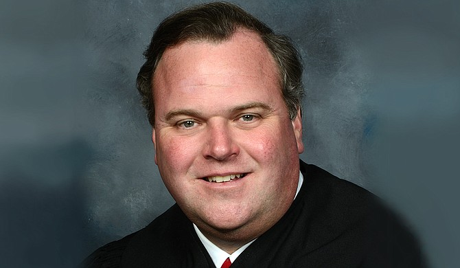 David Ishee of Gulfport will move up to the high court Sept. 18. Photo courtesy Mississippi Supreme Court