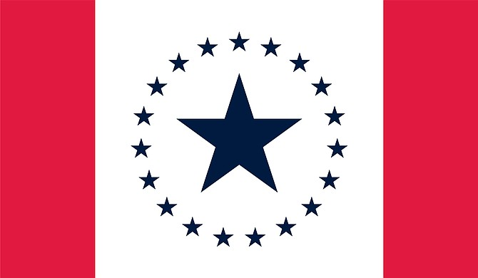 It is time for the State of Mississippi to adopt a flag that represents us all. I nominate the fine flag of Mississippi unity that Laurin Stennis, the granddaughter of the late U.S. Sen. John Stennis (the namesake of the John C. Stennis Space Center), designed.