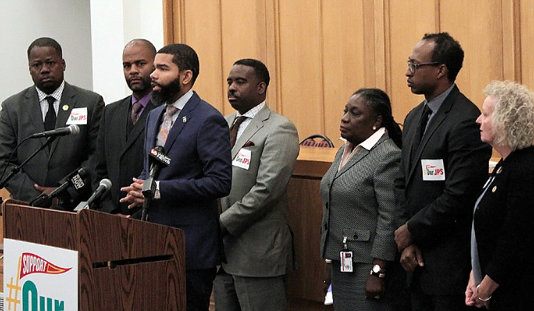 Mayor Chokwe Antar Lumumba said his administration is ready to fight for Jackson Public Schools to the furthest extent, if the State of Mississippi tries to take over the district.
