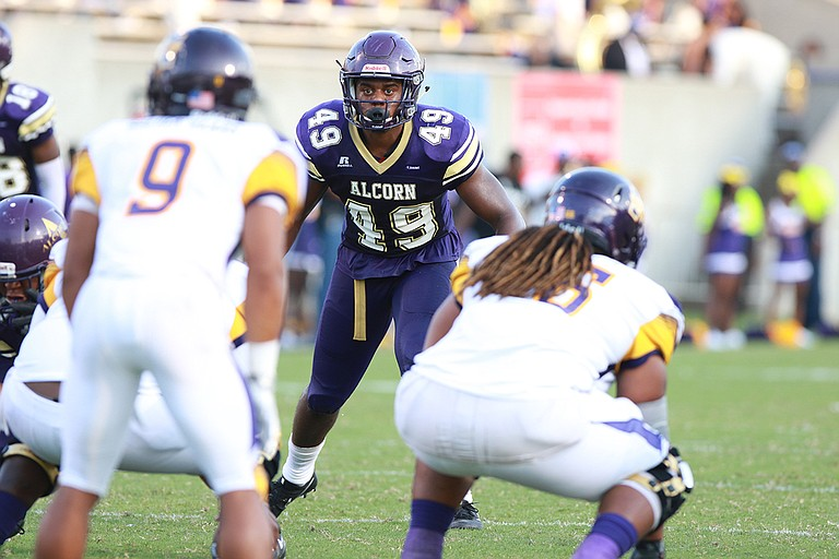 Photo courtesy Alcorn State Athletics