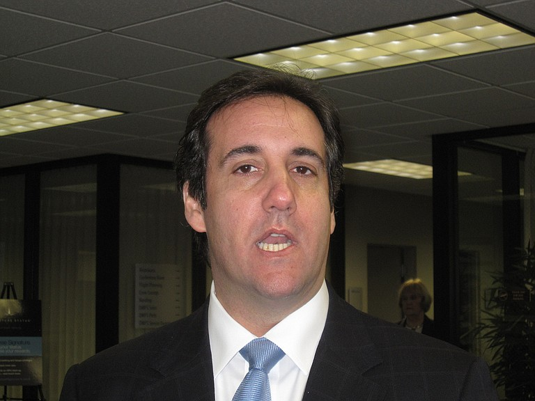 Senate intelligence committee leaders said they called off the closed-door staff meeting after Michael Cohen sent a public statement to the media just as the interview was about to start. Photo courtesy IowaPolitics.com