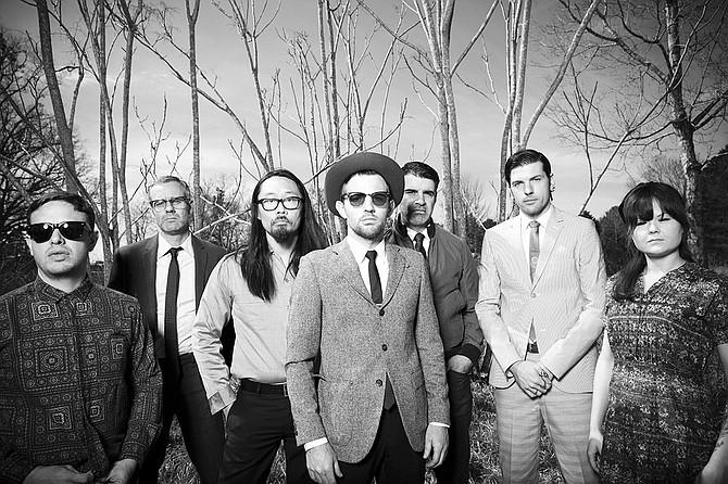The Avett Brothers, a Grammy Award-nominated folk-rock and Americana band from North Carolina, perform Thursday, Sept. 21, at Thalia Mara Hall. Photo courtesy Crackerfarm