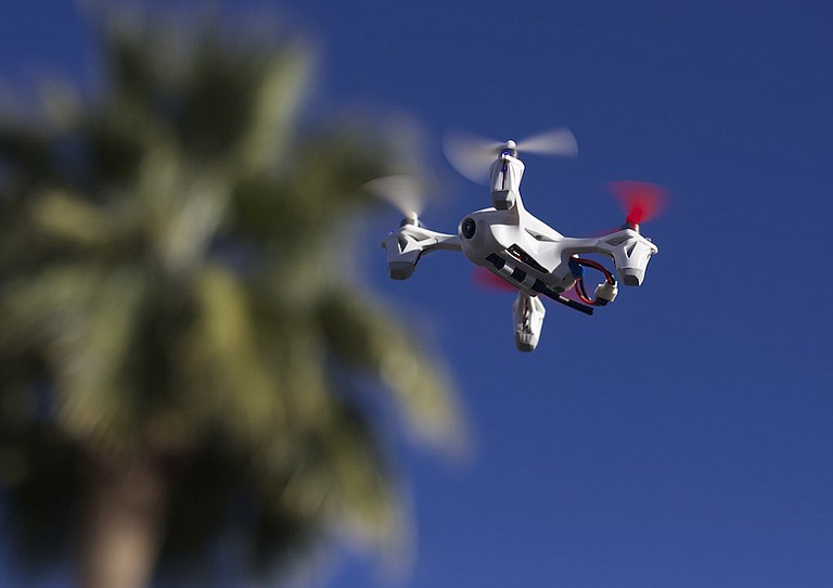 This week, the Department of Homeland Security began operations with Mississippi State University and other locations throughout Mississippi as a research and development test site for drones, or unmanned small aircraft. Photo courtesy Flickr/Andrew Turner