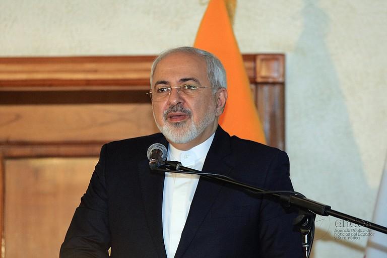 Mohammad Javad Zarif scolded President Donald Trump on Wednesday for a weekend tweet about a nonexistent Iranian missile launch and essentially ruled out renegotiating or launching follow-up talks to a landmark nuclear accord that Trump is threatening to dismantle. Photo courtesy Flickr/Carlos Rodríguez/Andes