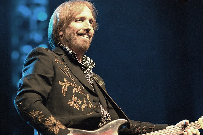 "Tom Petty, an old-fashioned rock superstar and everyman who drew upon the Byrds, the Beatles and other bands he worshipped as a boy and produced new classics such as ""Free Fallin,'"" ""Refugee"" and ""American Girl,"" has died. He was 66. Photo courtesy Flickr/musicisentropy"