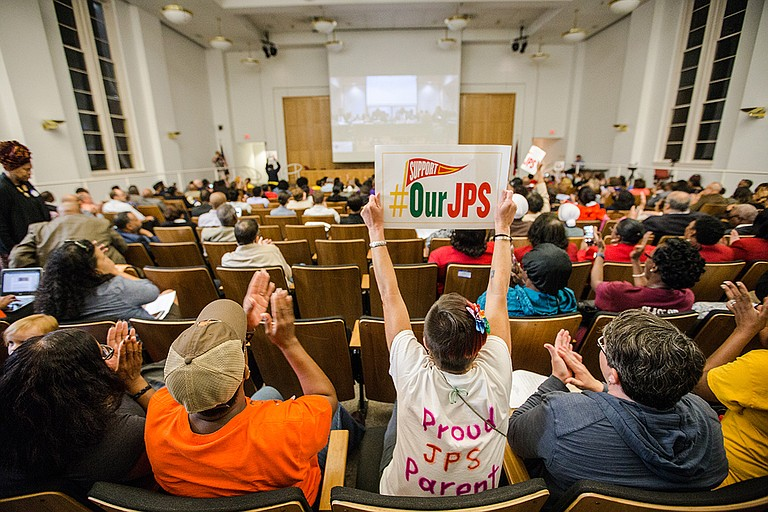 The fate of Jackson Public Schools hangs in the balance this week when as Gov. Phil Bryant decides whether to keep the district under local control or allow the State to take over.
