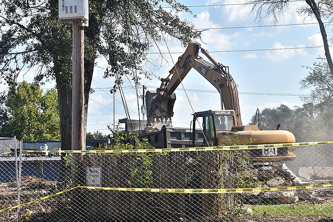 The Mississippi Department of Environmental Quality has provided documents showing that asbestos was found in debris after a sudden demolition of houses in Fondren to make way for a new Hilton hotel.