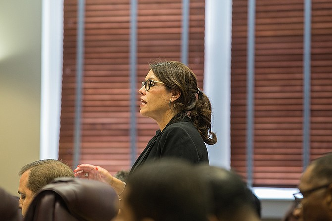 Paula Vanderford, MDE's chief accountability officer, told the Commission on School Accreditation that MDE is looking to move away from an all-or-none approach to accreditation in the state.