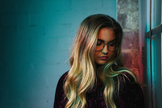 Pop and electronic singer-songwriter Arabella released her debut self-titled EP on Aug. 15. Photo courtesy Arabella