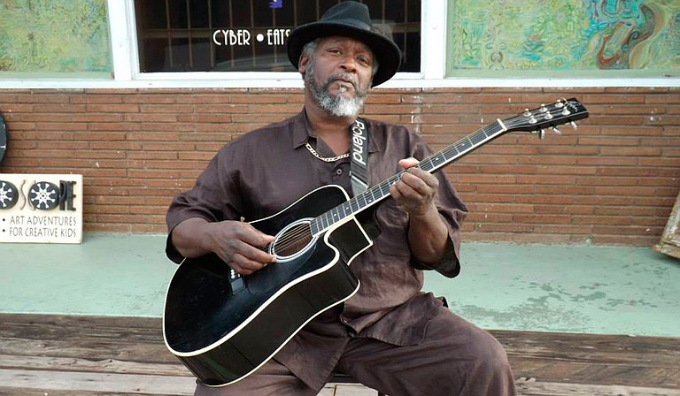 """McKinney """"Bluesman"""" Williams is one the performers at this year's Tommy Johnson Blues Festival, which takes place at the Jackson Medical Mall on Nov. 4. Photo courtesy McKinney WIlliams/Facebook"""