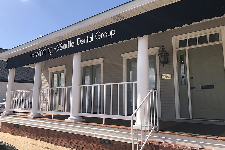 The Winning Smile Dental Group opened a new clinic at 4505 Interstate 55 N. Frontage Road in Jackson next door to Banner Hall in August of this year. Photo courtesy Winning Smile Dental Group