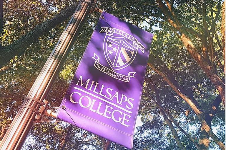 Millsaps College hosted a ground-breaking ceremony for the Windgate Visual Arts Center on the west side of the campus today, Friday, Nov. 10, at 11 a.m. Photo courtesy Millsaps