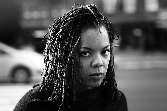 "Airea Dee Matthews is the assistant director of the Helen Zell Writers' Program at the University of Michigan and author of an upcoming poetry collection titled ""simulacra"" (Yale University Press, 2017). She was also the winner of the 2016 Yale Series of Younger Poets competition, which Walker won in 1942 for ""For My People."" Photo courtesy Airea Dee Matthews"