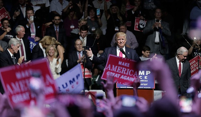 President Donald Trump may attend the grand opening of the Museum of Mississippi History and the Mississippi Civil Rights Museum on Saturday, Dec. 9. The last time he was in Jackson, Miss., was during a rally on the campaign trail in 2016.