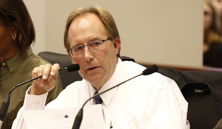 Multiple women had complained about John Moore, who resigned from a House seat in Rankin County. Moore had chaired the House Education Committee for six years.