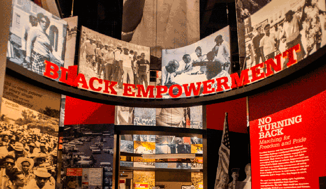 As the daughter of a man who worked tirelessly in the movement, the only thing that was important to me was being in a place where I could see, learn and feel the power of our stories, our history.
