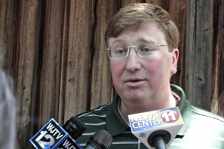 Lt. Gov. Tate Reeves plans to continue to shrink state government in the upcoming legislative session by limiting spending and finding efficiencies.