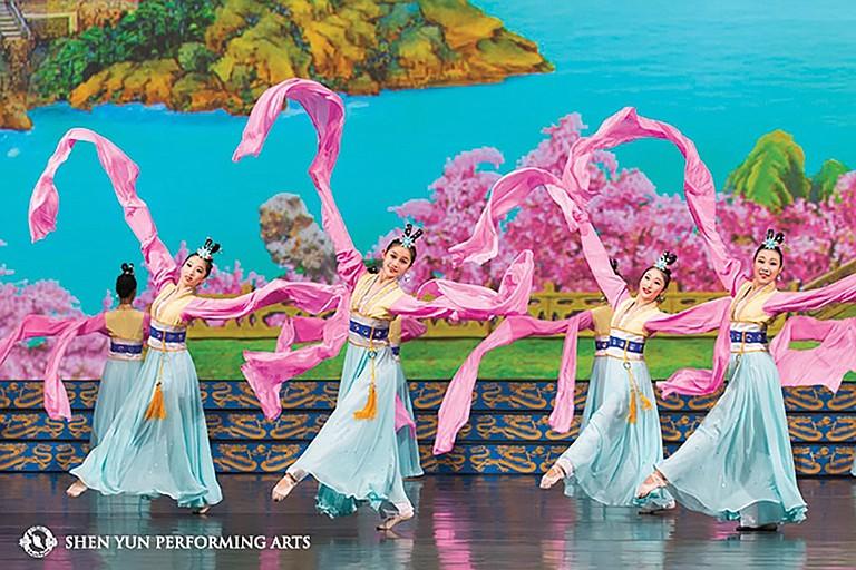 Shen Yun performs at Thalia Mara Hall in downtown Jackson on Thursday, Jan. 11, at 7:30 p.m. Photo courtesy Shen Yun Performing Arts