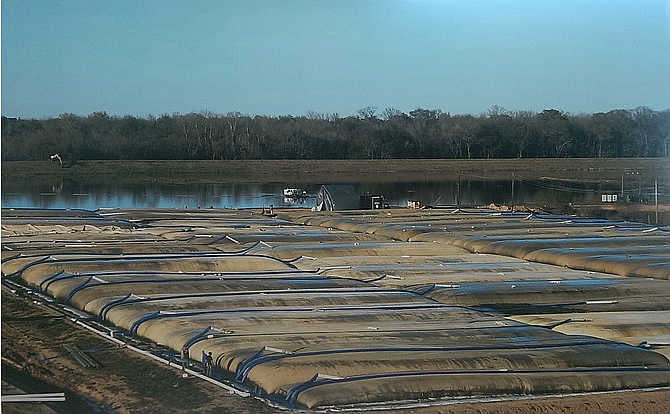At the West Rankin Utility Authority board meeting, members continued plans to build their own plant and disconnect from Jackson's Savanna Street plant (pictured). File Photo