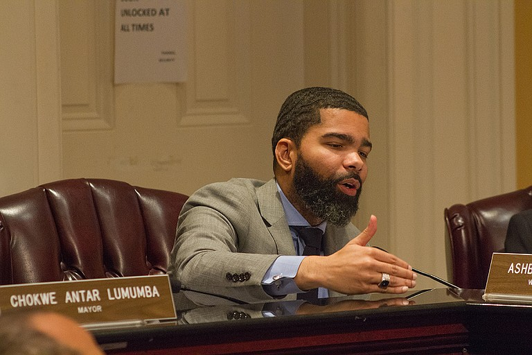 Mayor Chokwe A. Lumumba wants to develop a contract compliance office to oversee City contracts.
