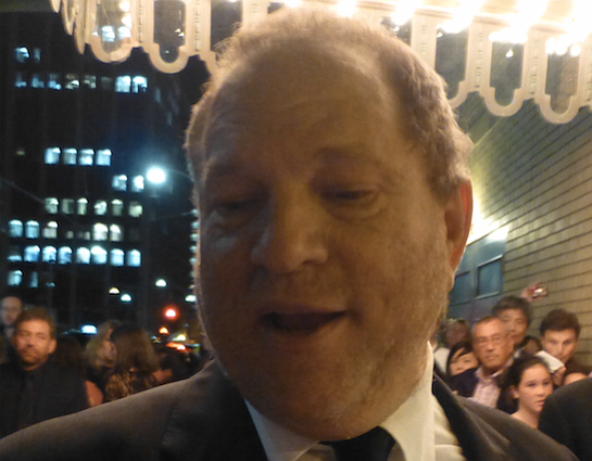 "New York's attorney general is accusing Hollywood movie producer Harvey Weinstein of ""repeatedly and persistently"" sexually harassing female employees at his film company, according to a lawsuit filed on Sunday by the state prosecutor that could impact the company's potential sale. Photo courtesy Flickr/GabboT"