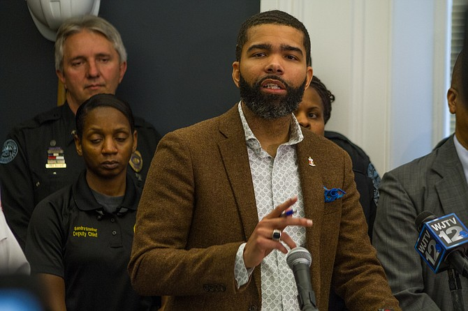 Mayor Chokwe Antar Lumumba signed a narrow executive order on Feb. 26 to stop Jackson Police Department from sending out mugshots of those involved in officer-involved shootings. He also said the City would no longer release mugshots of juveniles.