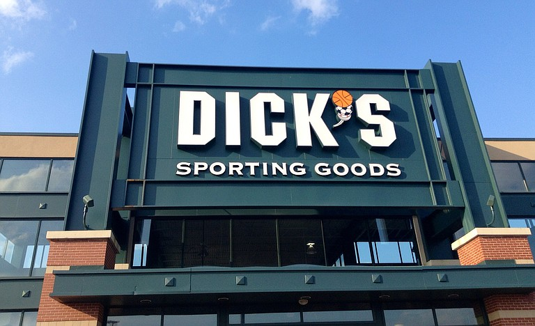 Dick's Sporting Goods will immediately halt sales of assault-style rifles and high-capacity magazines at all of its stores and ban the sale of all guns to anyone under 21. Photo courtesy Flickr/Mike Mozart