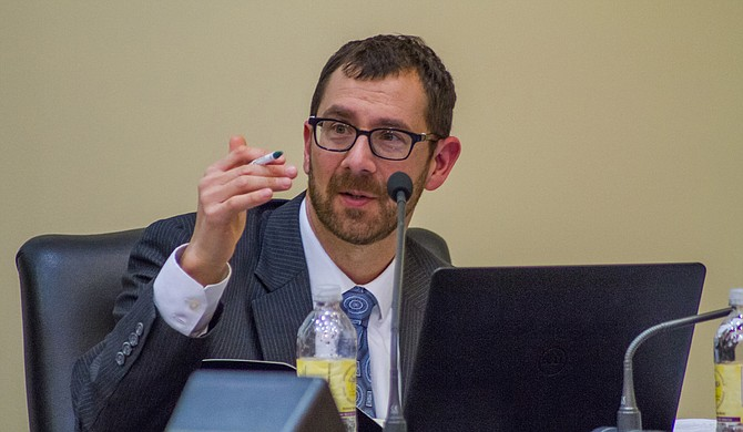 Jackson Public Schools Board Vice President Ed Sivak told the Better Together Commission that the district plans to hold community meetings for Jacksonians to give input on the superintendent search in April.