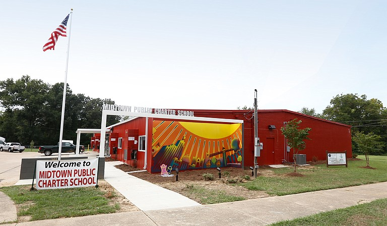 Five charter schools have been authorized so far. Three are now operating in Jackson, including Midtown Public Charter School (pictured).
