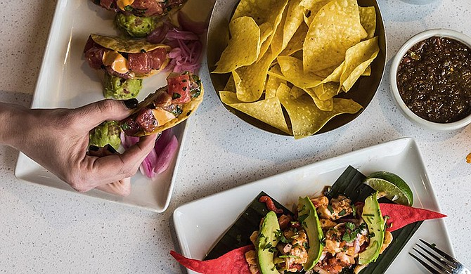 Cantina Laredo, a Mexican restaurant located in The District at Eastover, will celebrate Cinco de Mayo with live music, a menu of limited-time-only cocktails and drink specials.