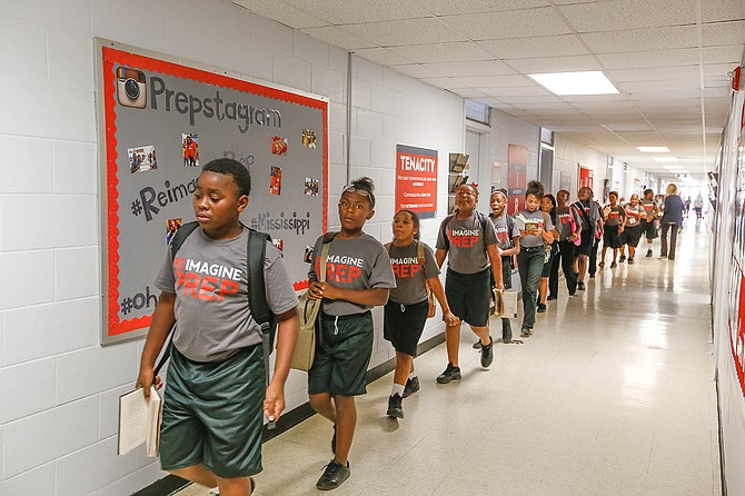 By August 2018, four charter schools will be operational in Jackson. Four more groups want to open schools in 2019.