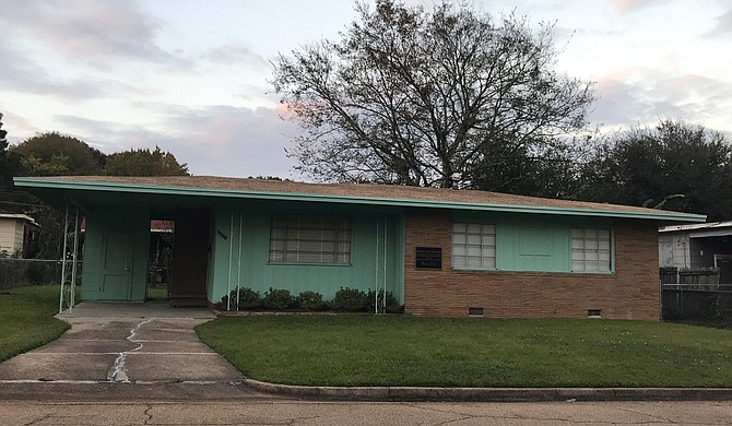 The Medgar and Myrlie Evers home in Jackson is one of four locations statewide that the National Park Service is considering for a federal park designation. A white supremacist gunned down Medgar under the carport.