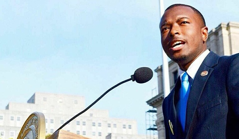 Jeramey Anderson, one of the youngest lawmakers in the Mississippi Legislature, is challenging Congressman Steven Palazzo to represent District 4 in November. He did not have a primary challenger.