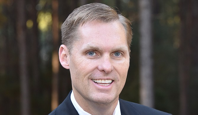 Michael Guest, the district attorney for Madison and Rankin Counties, is running to replace Rep. Gregg Harper to represent District 3 in Congress.