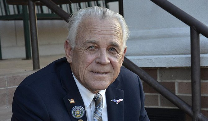 Richard Boyanton is challenging Roger Wicker for his Senate seat in the primary election on June 5.