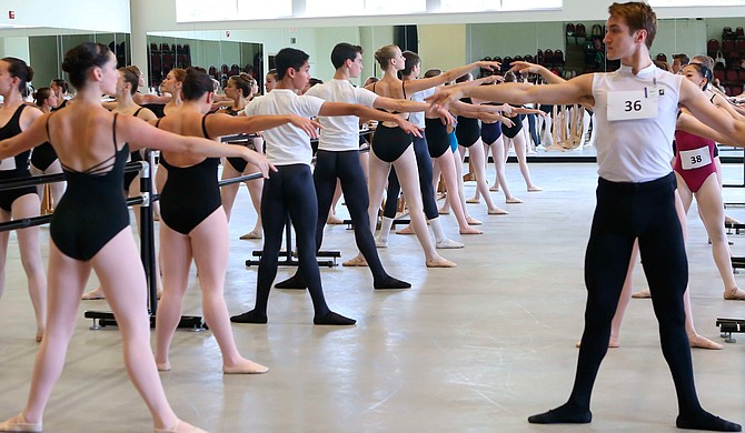 This year, Belhaven University is playing a part in the USA International Ballet Competition by hosting the USA IBC Dance School, which runs simultaneously with the competition.