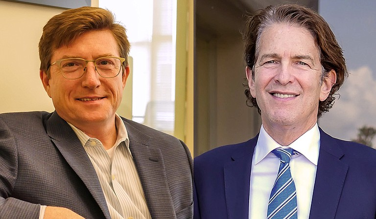David Baria (left) and Howard Sherman (right) have both donated to federal election campaigns. Baria has donated to strictly Democratic campaigns, while Sherman has donated to Republicans and recently, Democrats.