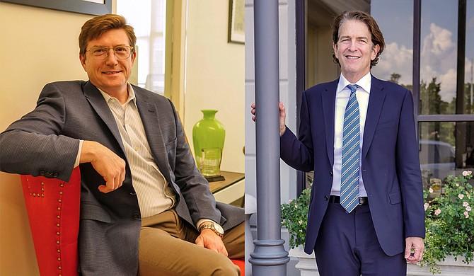 David Baria (left) and Howard Sherman (right)
