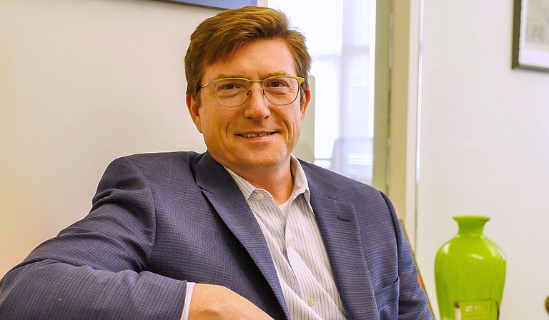 David Baria, a longtime state lawmaker, is running for U.S. Sen. Roger Wicker's seat in Congress because he believes now is the time to change the state's trajectory for the next generations.