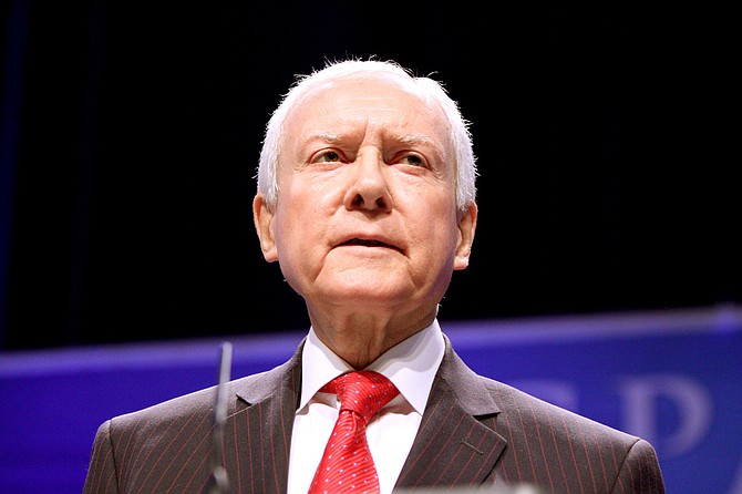 Republican Sen. Orrin Hatch of Utah, chairman of the Senate Finance Committee, said rising steel costs since the imposition of the tariffs have made it harder for a Salt Lake City company to win contracts for custom industrial equipment, while pork farmers in his state are facing retaliatory tariffs from their two biggest markets, Mexico and China.