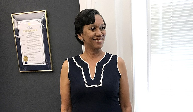 At its June 19, 2018, meeting, the Jackson City Council officially confirmed Michelle L. Thomas as the city's temporary financial consultant. She also offered suggestions for how to get the city's finances back on track.