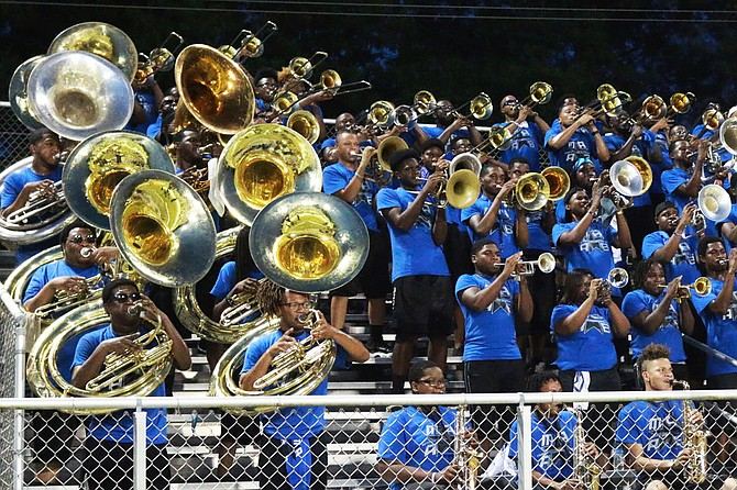 The eighth annual Independence Showdown, a competition featuring marching bands from across the country, is at the Mississippi Coliseum on June 30.