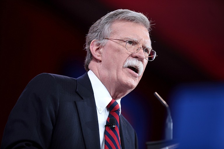 The United States has a plan that would lead to the dismantling of North Korea's nuclear weapons and ballistic missile programs in a year, national security adviser John Bolton said, although U.S. intelligence reported signs that Pyongyang doesn't intend to fully give up its arsenal.