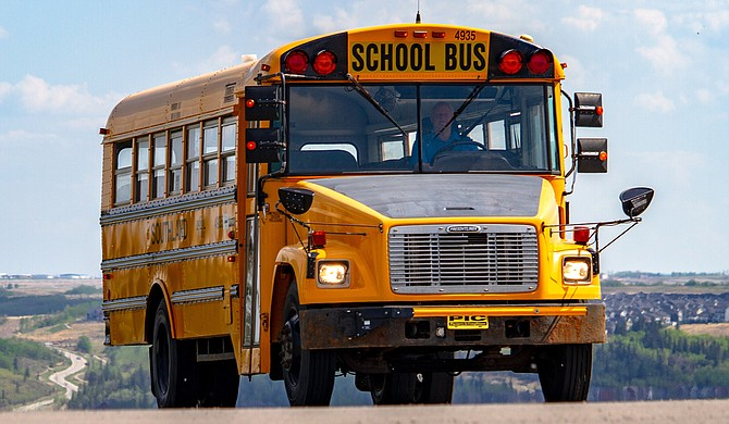 """Jackson Public Schools organized a """"Stuff the Bus"""" campaign to provide school supplies to JPS teachers for the 2018-2019 school year. The even concludes July 13."""