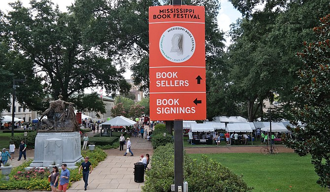 Data from the Mississippi Book Festival website shows that more than 6,000 people attended the festival in 2017, and bought 4,000+ there. More than 150 official panelists attended, and last year's entire festival, much like how this year's will be, was nationally broadcast over C-SPAN Book TV.