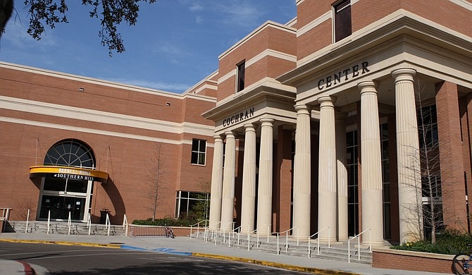 The DuBard School for Language Disorders at The University of Southern Mississippi will host the 22nd annual DuBard Symposium Sept. 13-14 at the Thad Cochran Center (pictured) on the Hattiesburg campus.
