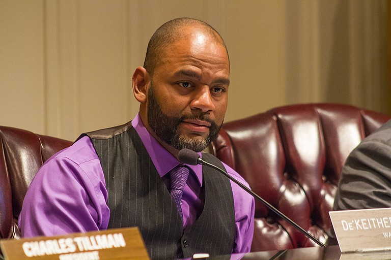 Ward 4 Councilman De'Keither Stamps wants a city manager, not the mayor, to run local government. The Jackson City Council sent his proposal to Government Operations Committee to research it.