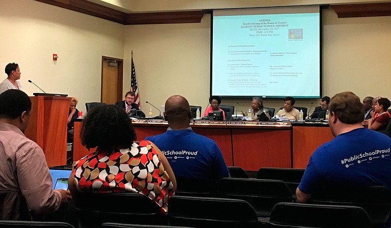 The Jackson Public Schools Board of Trustees has created a Citizen's Oversight Committee to oversee the spending of bond funds, if the $65 million bond passes on Aug. 7.