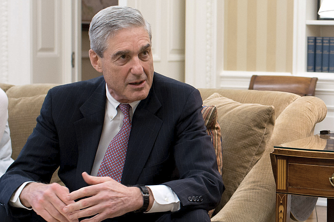 In negotiations over a possible interview by prosecutors, special counsel Robert Mueller's (pictured) team has offered the White House format changes, perhaps willing to limit some questions asked of President Donald Trump or accept some answers in writing, according to a person briefed on the proposal.