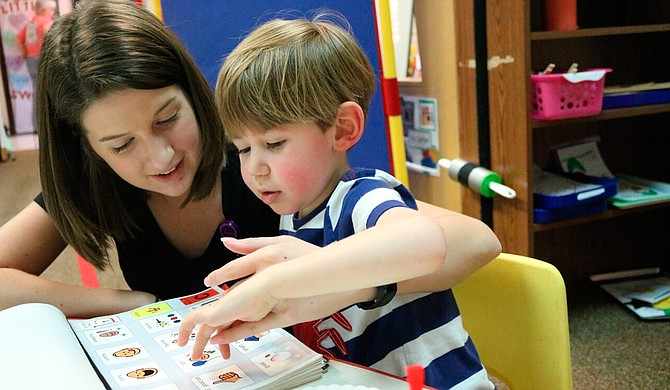 The University of Southern Mississippi's Children's Center for Communication and Development is a nonprofit that provides free therapies for children under age 5 with complex communicative and developmental disabilities.